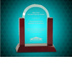 Jade Dome Gateway Glass Award