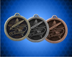 2 inch Writing Value Medals