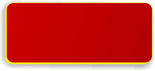 Blank Smooth Plastic Name Tag: Crimson and Yellow - LM922-607