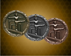 2 inch Gymnastics XR Medal