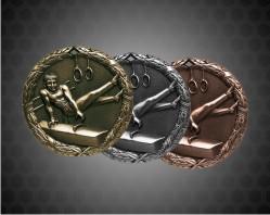 1 1/4 Inch Gymnastics XR Medal