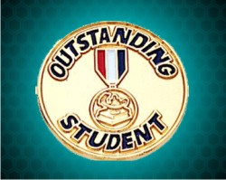 Outstanding Student Medals!!