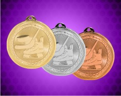 2 Inch Hockey Laserable Britelaser Medals
