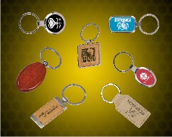 Engravable Keychains