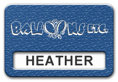 Reusable Textured Plastic Windowed Nametag: Sapphire with White - 822-503