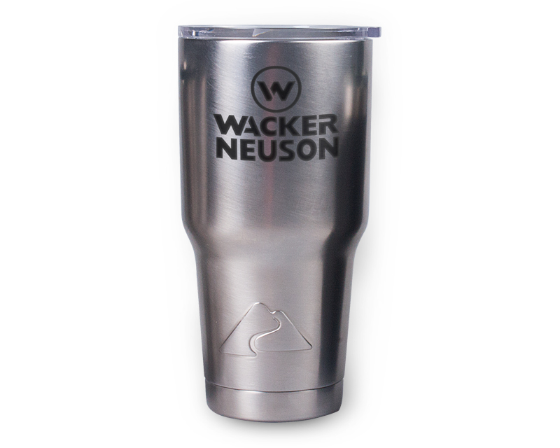 Ozark Trail 30-Ounce Double-Wall, Vacuum - Sealed Tumbler - Stainless Mug