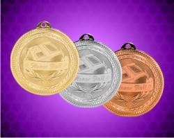 2 Inch Honor Roll BriteLazer Medal