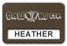 Reusable Textured Plastic Windowed Nametag: Coffee Bean with White - 822-892
