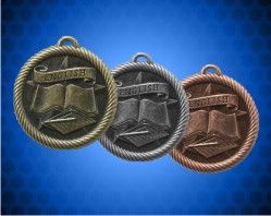2 inch English Value Medals