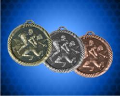 2 inch Wrestling Value Medals