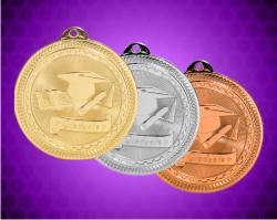 2 Inch Graduate BriteLazer Medals