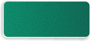 Blank Textured Plastic Name Tag: Teal and White - 822-992