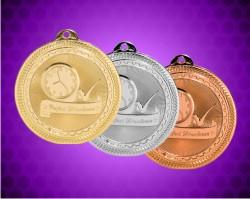 2 Inch Perfect Attendance Britelaser Medals
