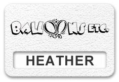 Reusable Textured Plastic Windowed Nametag: Winter White with Black - 822-244