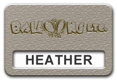 Reusable Textured Plastic Windowed Nametag: Bermuda Tan with Brown - 822-258