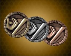 2 inch Baseball XR Medals