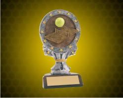 Tennis All Star Resin Figures