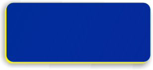 Blank Smooth Plastic Name Tag: Sky Blue and Yellow - LM922-517