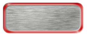Blank Blank Brushed Silver Nametag with a Shiny Red Metal Border