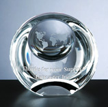 Globe Paperweight Collection