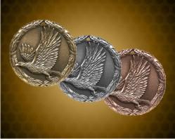 2 inch Eagle XR Medal