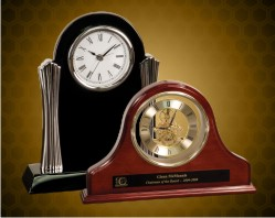 Piano Finish Clocks