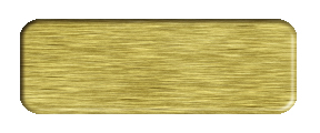 Blank Metal Name Tag: Brushed Gold