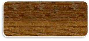 Blank Smooth Plastic Name Tag: Walnut with White - 922-002