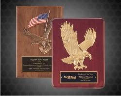 Patriotic/Eagle Plaques
