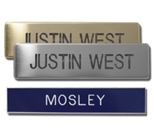 Name Tags Desk Plates And Door Signs